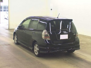 Used Honda Fit in Trinidad & Tobago