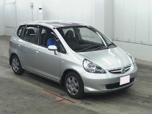 Japanese Used Honda Fit Jazz for Sale