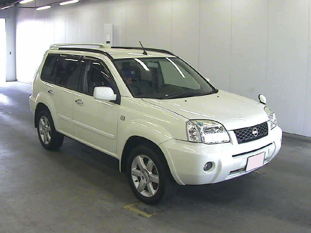 used japanese nissan x trail 2006 for sale. Black Bedroom Furniture Sets. Home Design Ideas