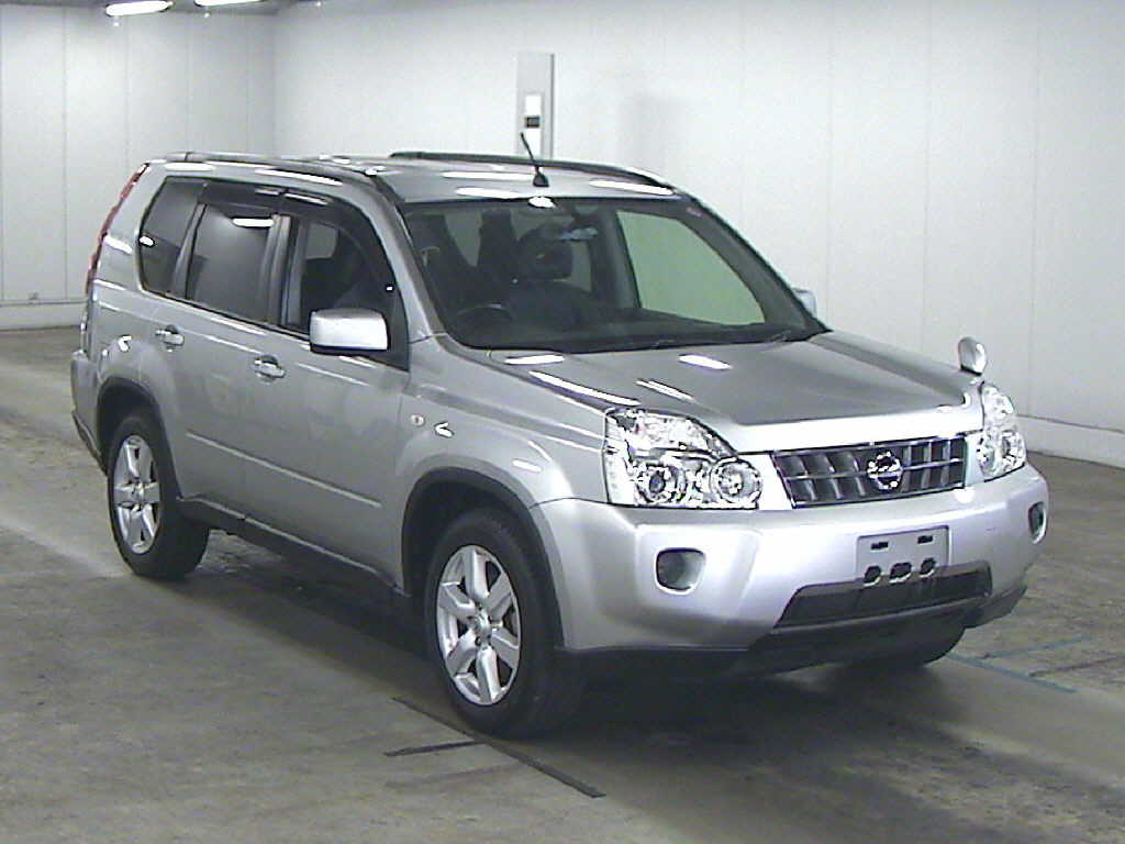 Japanese Used Nissan X-Trail