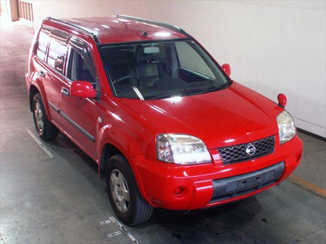 Import Japanese Used Nissan X-Trail