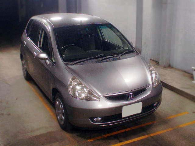 Japanese Used Honda Fit