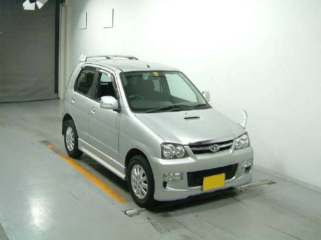 Import Japanese Used Daihatsu Terios Kid