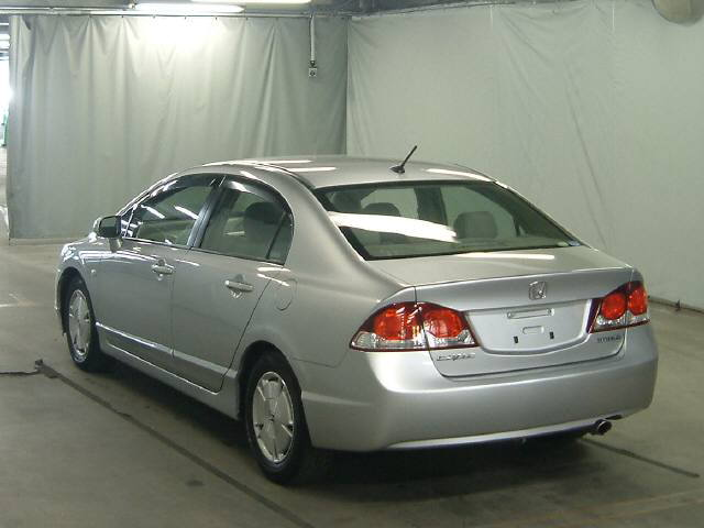 Used Honda Civic Hybrid for Sale
