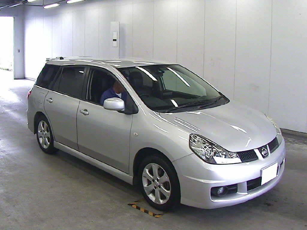 Japanese Used Nissan Wingroad